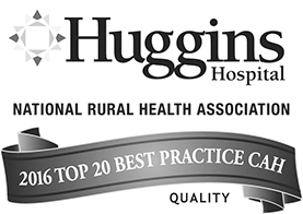 Huggins Hospital recognized for Quality